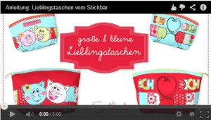 Video Llieblingstaschen